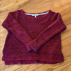 Victoria's Secret chunky sweater - xs